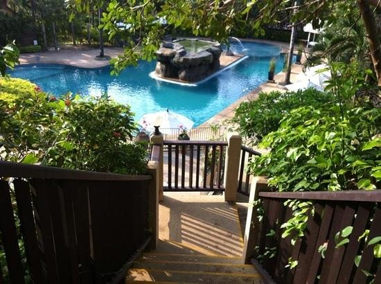 All Seasons Naiharn Phuket: Nice Pool