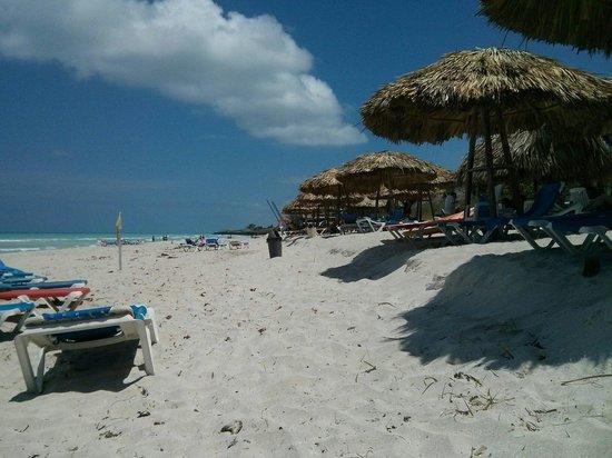 Hotel Tuxpan Varadero: La playa :-D
