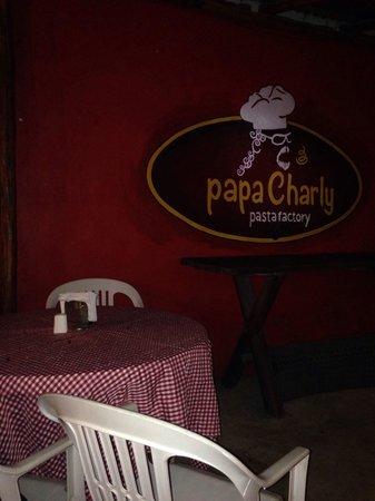 PapaCharly Pasta Factory : La mejor pasta de playa