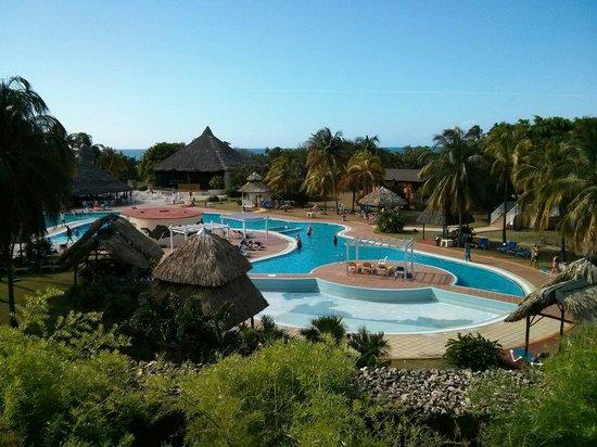 Hotel Tuxpan Varadero: Vue de la chambre 230!!!