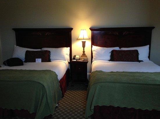 Hotel Diamond: 2 Queen Beds