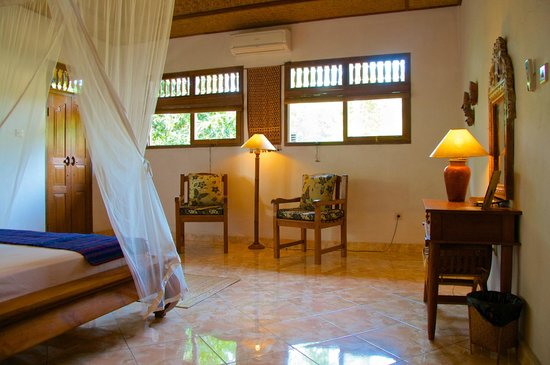 Taman Rahasia Tropical Sanctuary & Spa: Superior Room