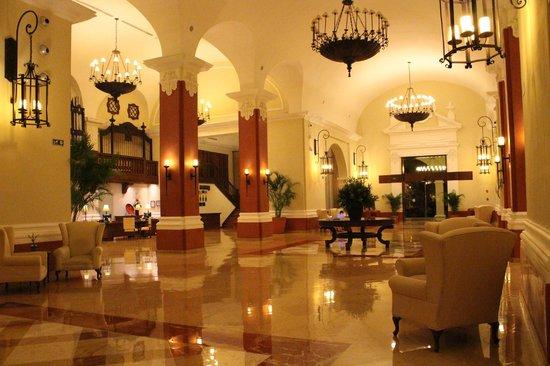 Valentin Imperial Riviera Maya : Reception/Lobby