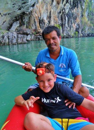Sea Canoe Co. Ltd. : love kids