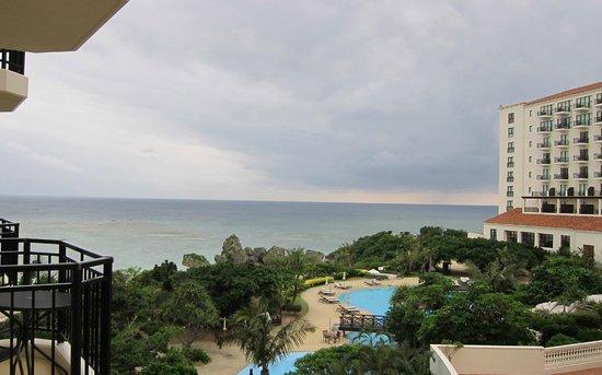 Hotel Nikko Alivila Yomitan Resort Okinawa: オーシャンビュー