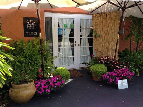 Ed Lugo Resort : Resort Office
