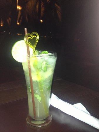 Mali Resort Pattaya Beach Koh Lipe: Mojito at Mali resort ;)