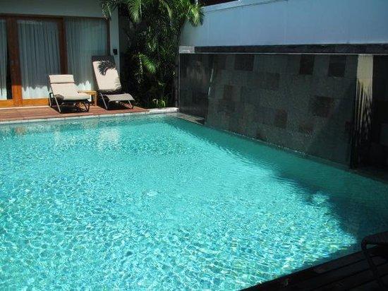 The Samaya Bali Seminyak : 2 bed villa pool
