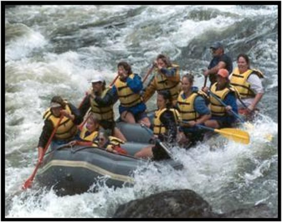 Whitewater Rafting Picture Of Pine Grove Lodge And