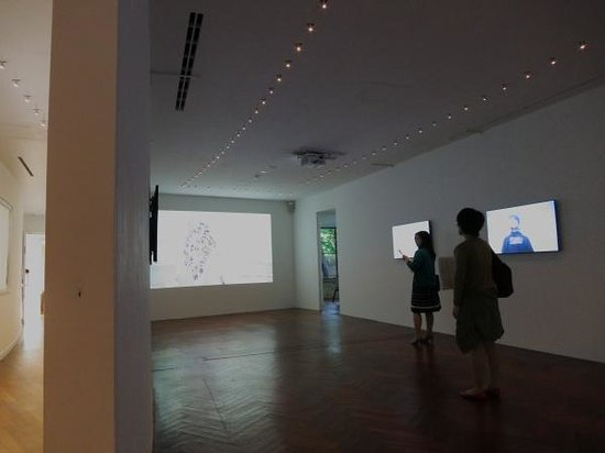 Hara Museum of Contemporary Art (Hara Bijutsukan): 原美術館