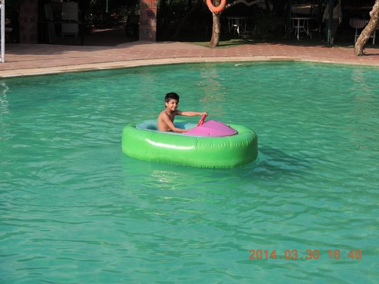 Club Mahindra Mahabaleshwar Sherwood: Pool