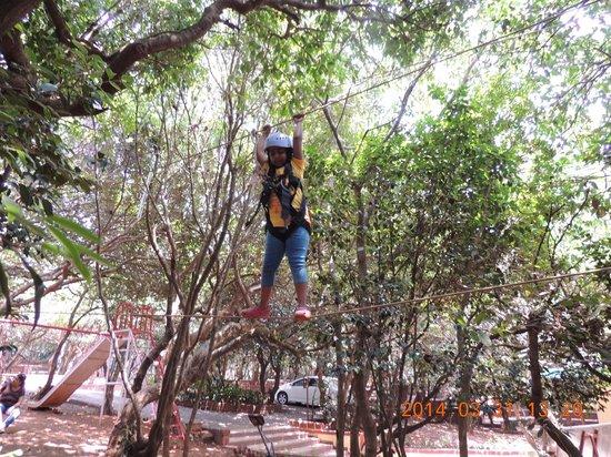 Club Mahindra Mahabaleshwar Sherwood: Kids' activities
