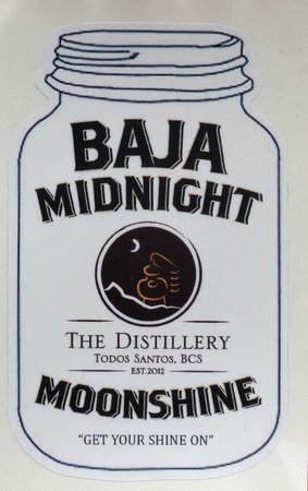 The Distillery: Moonshine Label