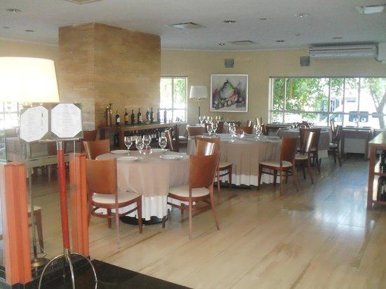 Tower Inn & Suites San Rafael : Restaurante