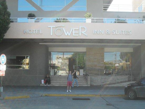 Tower Inn & Suites San Rafael: Entrada