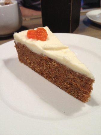 Smalldouble : Carrot cake