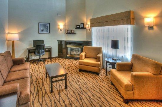 Sleep Inn : New Lobby
