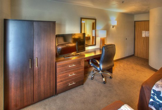 Sleep Inn : New Guest Rooms!