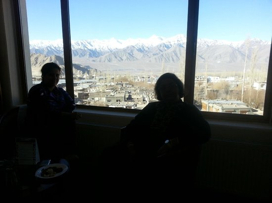 The Grand Dragon Ladakh : View from room