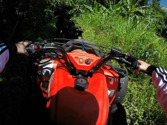 Wake Bali Adventure: We decided to use manual ATV!