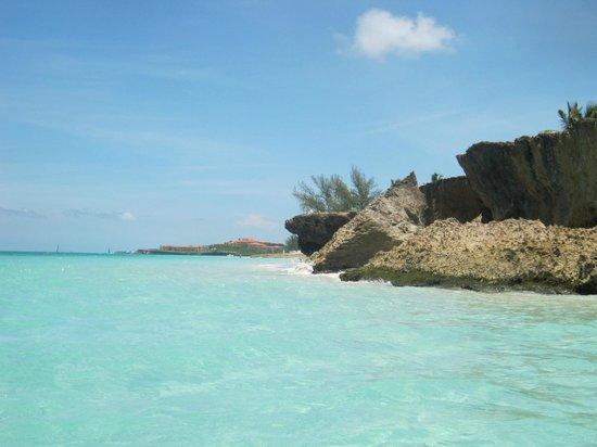 Sol Palmeras: Playas
