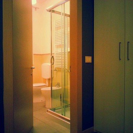 Borgo Sabbionara: bagno
