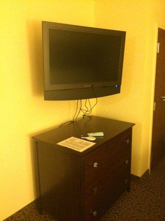 Comfort Suites Huntsville: TV