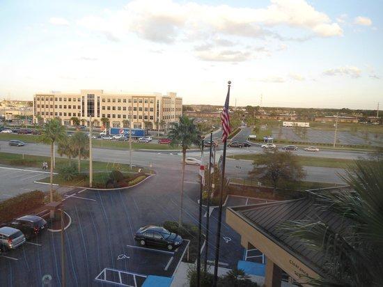 Hampton Inn Orlando Near Universal Blv / International Dr: vista a Kirkman Rd