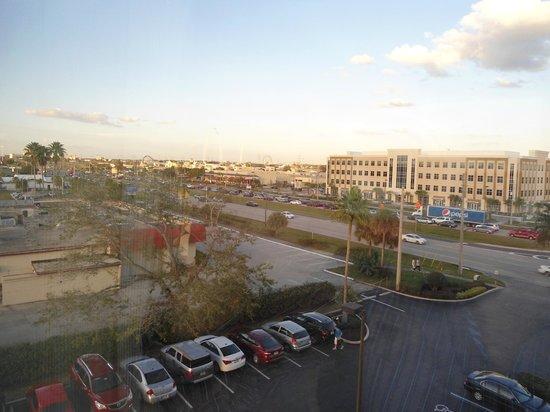 Hampton Inn Orlando Near Universal Blv / International Dr: vista
