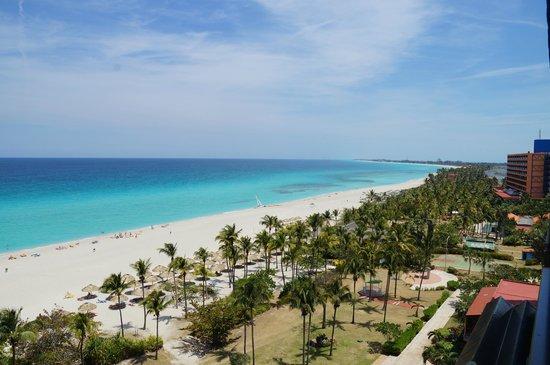 BelleVue Playa Caleta: Великолепный вид с балкона