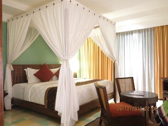 Rama Beach Resort and Villas: Rooms