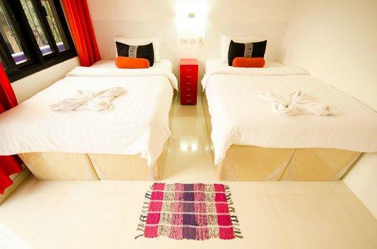 Moonlight Champa: Standard twin room