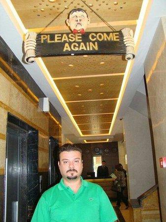 City Suite Hotel : Wissam S. AlRashied @ CitySuite Hotel