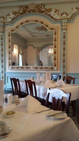 Markree Castle Hotel: Salle à manger