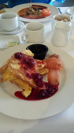 Markree Castle Hotel: Fench Breakfast