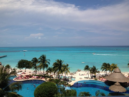 Grand Fiesta Americana Coral Beach Cancun: Hermosa Vista