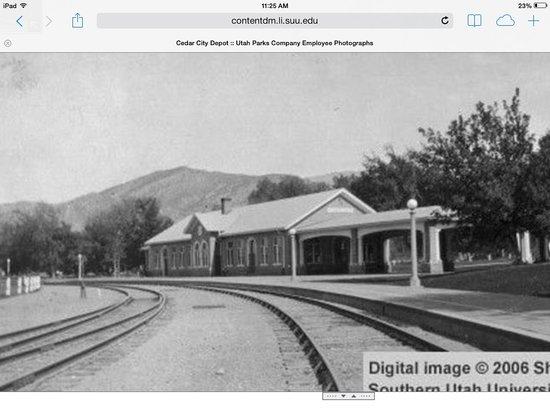 Depot Grill: Vintage depot