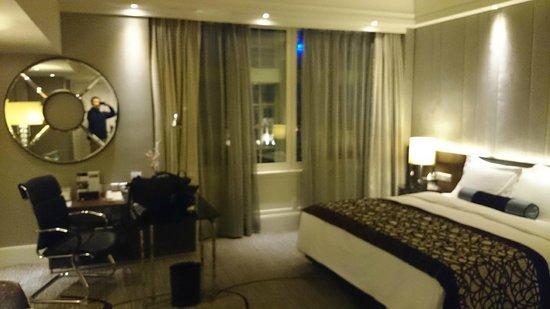 Jin Jiang Hotel : 室内