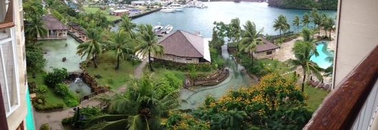 Palau Royal Resort: 部屋からの眺め