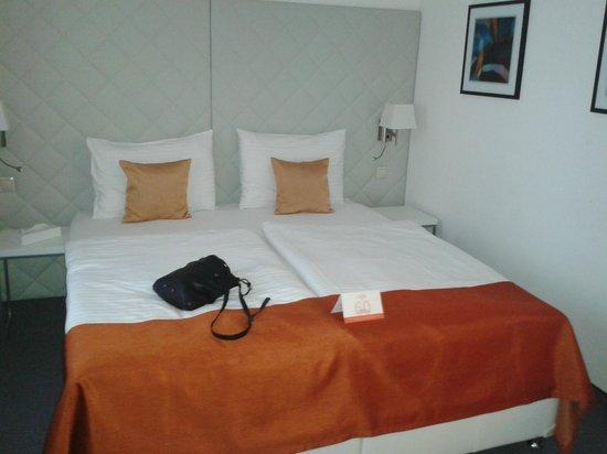 La Prima Fashion Hotel Vienna: La chambre