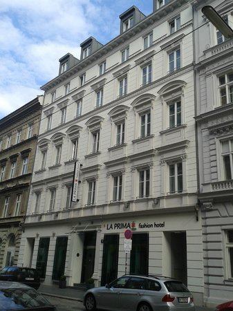 La Prima Fashion Hotel Vienna: L'hôtel