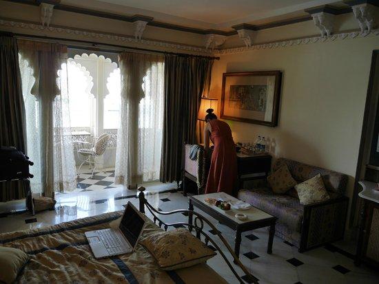 Shiv Niwas Palace: Room 16