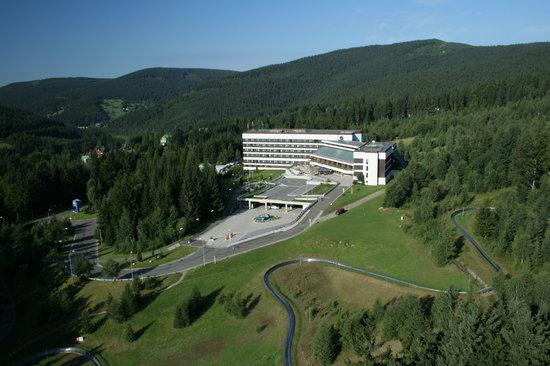 Harmony Club Hotel: Krkono3e, summer view
