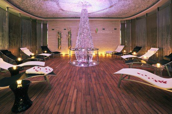 Harmony Club Hotel: Wellness are in Sauna World