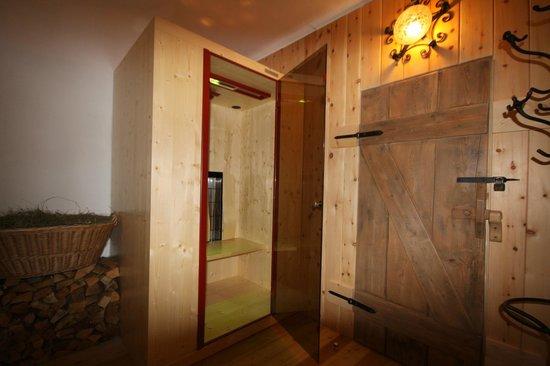 Hotel Sonnenhof: Infrarot Sauna