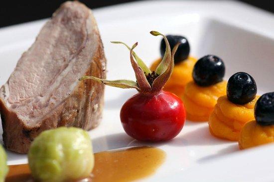 Hotel Sonnenhof: Kulinarik