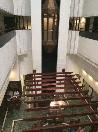 The Central Court Hotel: Atrium
