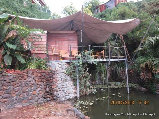 Ravine Hotel: Tents