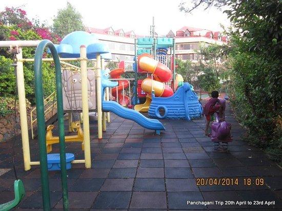 Ravine Hotel: Kids play area