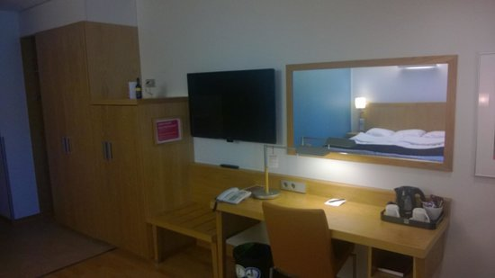 Scandic Tampere City: Superior room